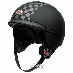 2020 Bell Cafe Racer Ace Cafe Retro Harley Open Face Motorcycle Crash Helmet