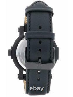 Harley Davidson 78A114 Men's Black Willie G Skull Stainless Steel Quartz Watch