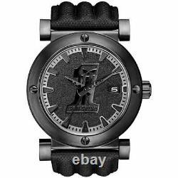 Harley Davidson 78B131 Men's Racing Skull Wristwatch