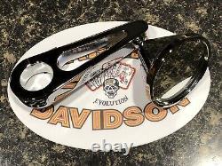 Harley Davidson And The Marlboro Man Jaybrake 1 Mirror RARE Obsolete Polished