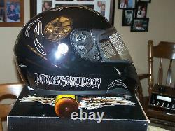 Harley Davidson Durango Full Face Modular Style Men's Helmet 2XX