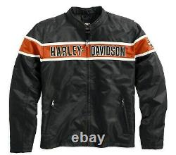 Harley-Davidson Herren Freizeit-jacke Generations Outdoor Casual Funktionsjacke