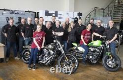 Harley Davidson Men's Codec Textile & Mesh Riding Jacket, 97141-17VM, Medium