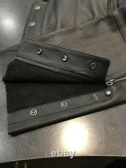 Harley Davidson Men's Leather Chaps, 98090-06VM