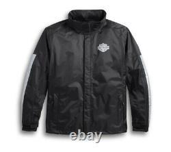 Harley-Davidson Men's Rain Jacket 98191-17VM