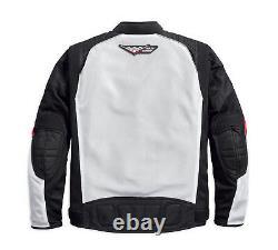 Harley-Davidson Men's Wind Cave Mesh Jacket 97113-18VM