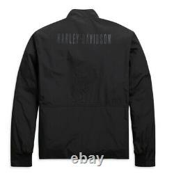 Harley-Davidson Men's Woven Jacket- 98400-20VM