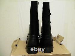 Harley Davidson boots Harness Patriot Lug EAGLE size 12 us new with box D 91513