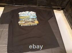 Harley davidson HD lot of 12 mens sz 2X t-shirt and denim jacket Bundle vtg new