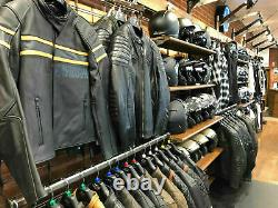 Harley-davidson Men's Burnside Avenue Convertible Jacket 97594-17vm XL