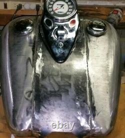 Harley davidson and the marlboro man Gas Tank