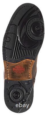 Mens Harley Davidson Clancy Zip-Up Waterproof Riding Biker Boots Sizes 11 12