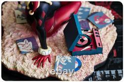 Mondo / Sideshow Batman Waiting for My J Man Harley Quinn LE/EX Statue NiB