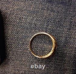 NIB Harley Davidson Ring Wedding Band Choose Size 8/11/12 Men's/Womans